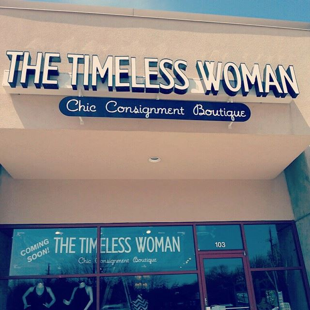 The Timeless Woman: Brand Launch