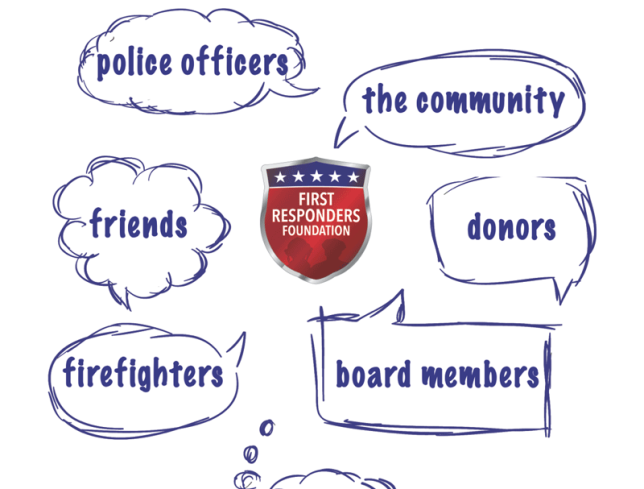 First Responders Foundation: Brand Book