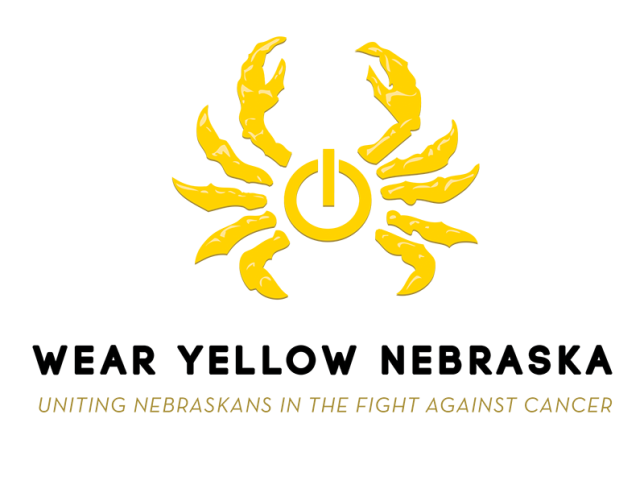 Wear Yellow Nebraska: Logo Design